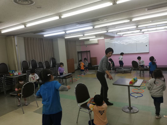 どれみ音楽教室 どれみらぼ どれみサーキット 幼稚園 リトミック