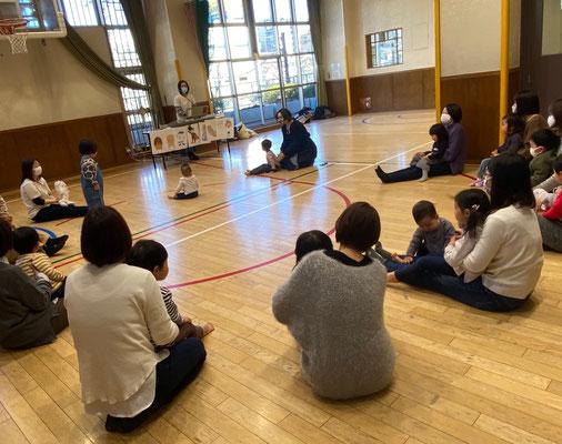 どれみLABO 英語リトミック 親子 亀戸児童館 どれみpicnic 江東区