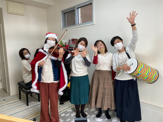 どれみLABO クリスマスコンサート YouTubeライブ配信