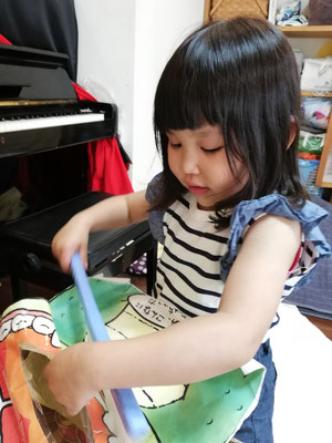どれみ音楽教室 ピアノ リトミック どれみらぼ はみがき リズム