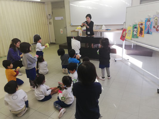 どれみ音楽教室 どれみらぼ 幼稚園リトミック