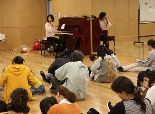 音楽療法 乳幼児親子教室 どれみ音楽教室 田中由美子