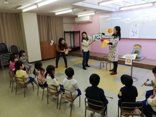 どれみ音楽教室 お習字 リトミック 幼稚園