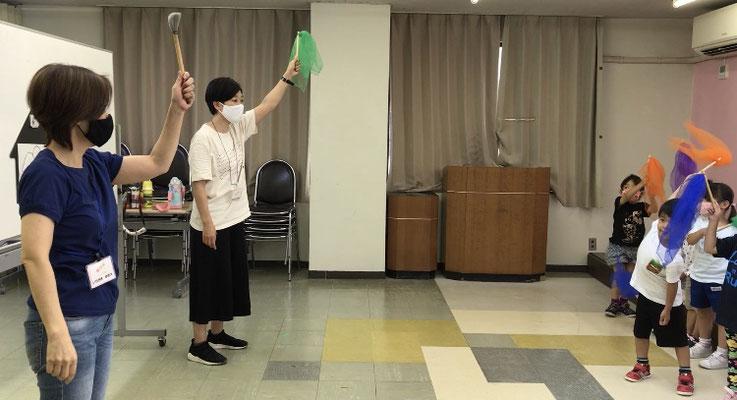 どれみLABO お習字 リトミック 幼稚園