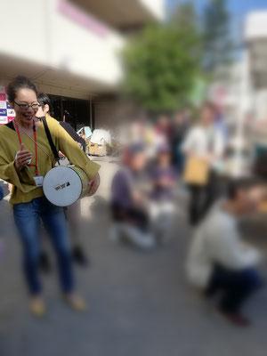 どれみ音楽教室 YMCA幼稚園バザー キャンプソング