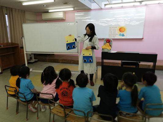 幼稚園リトミック どれみ音楽教室 ソルフェージュ