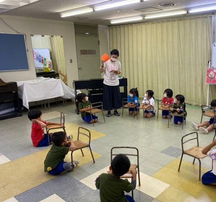 どれみLABO リトミック みんなのどれみ 幼稚園 江東区