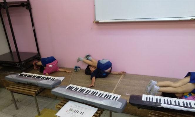 どれみ音楽教室 幼稚園 リトミック