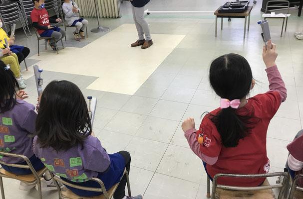 どれみLABO 幼稚園 リトミック 年長