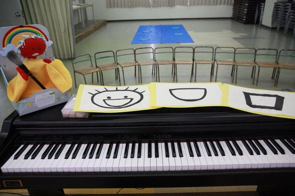 お習字リトミック どれみ音楽教室 幼稚園