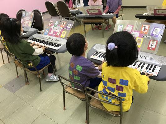 どれみLABO 幼稚園リトミック みんなのどれみ 音階カード