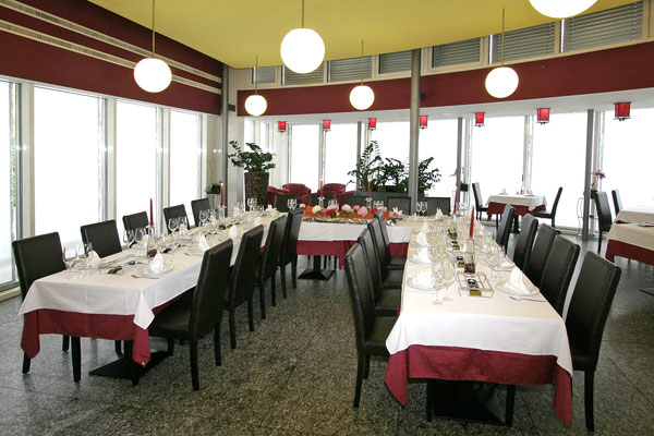 Events, parties and celebrations - example of table setting