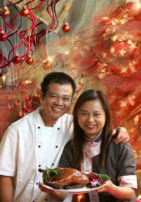 Kin Chuen & Christin Li