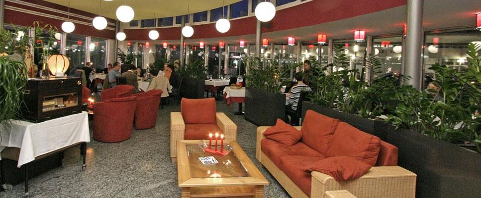China Restaurant ZEN - Unsere gemütliche Lounge