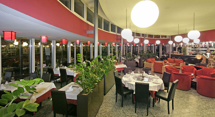 China Restaurant ZEN - Interior dining area