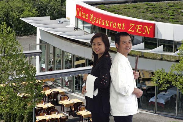 Haben Sie Hunger bekommen? - Dann kommen Sie vorbei und geniessen Sie unsere köstlichen Speisen im China Restaurant ZEN in Adliswil - wenige Minuten von Zürich Sihlcity entfernt