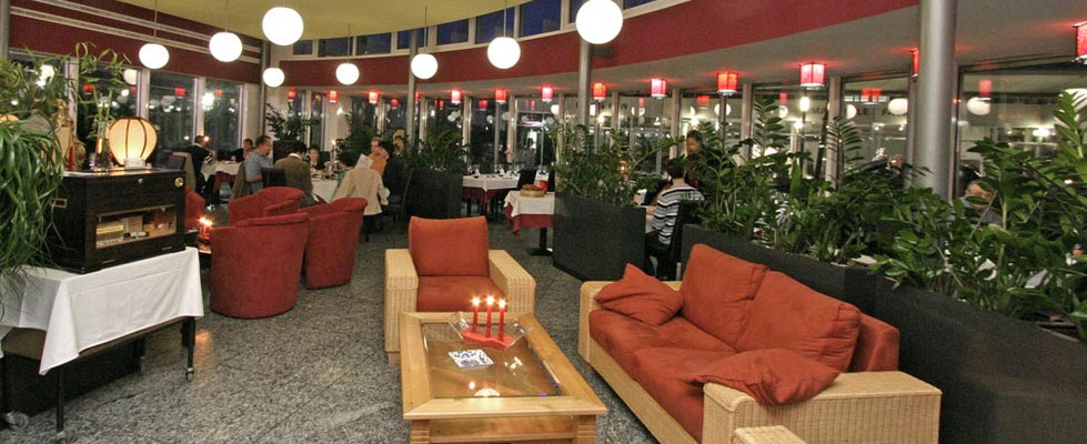 China Restaurant ZEN: our comfortable lounge