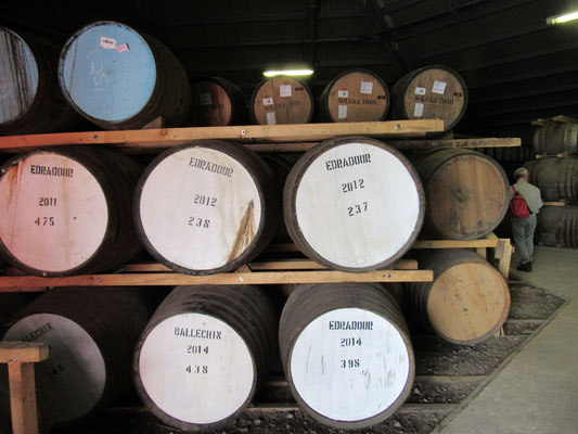 Whisky-Destille Edradour