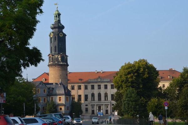 Weimar Residenzschloss