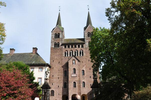 07 Karolingisches Westwerk