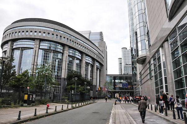 Brüssel Europaviertel