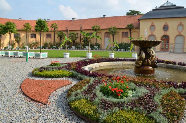 Schloss Belvedere Orangerie
