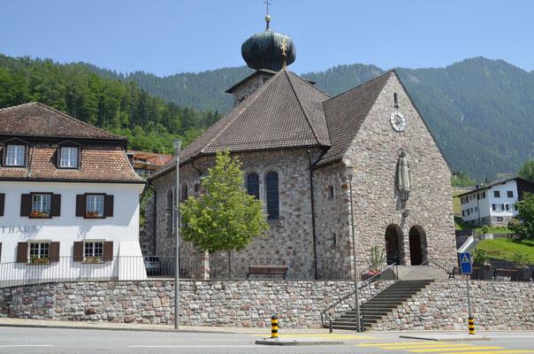 24 Pfarrkirche St Josef in Triesenberg