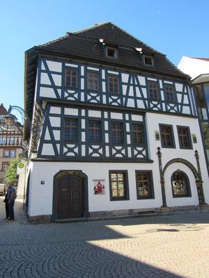 Lutherhaus Eisenach