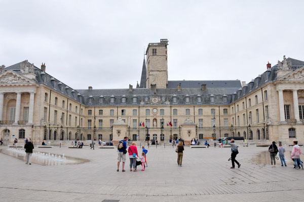 Palais des Ducs in Dijon