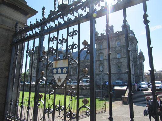 Edinburgh - Georg Heriot School: Hogwarts