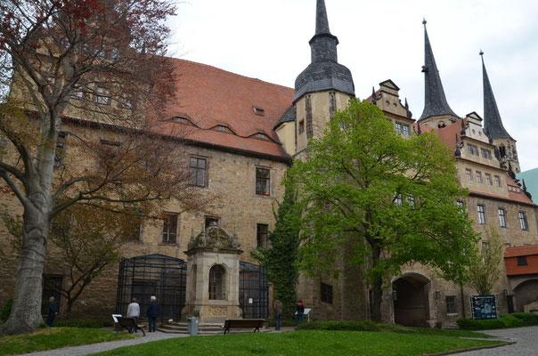 Dom St Johannis und Laurentius in Merseburg