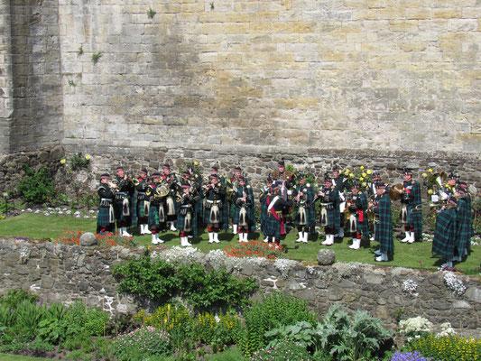 "Stirling Castle ""Queens Birthday"""