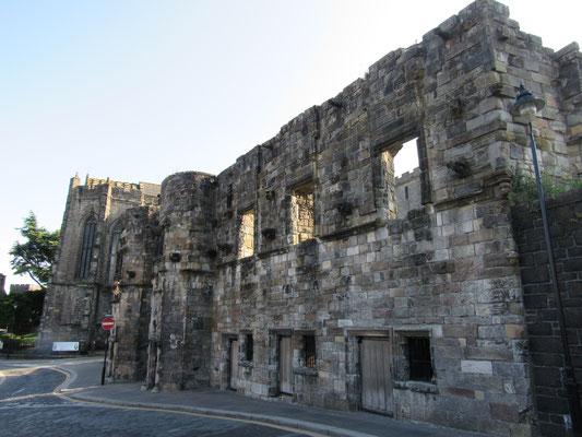 Stirling - Mar´s Lodging: Wohnsitz des Earl of Mar im 16. Jh.