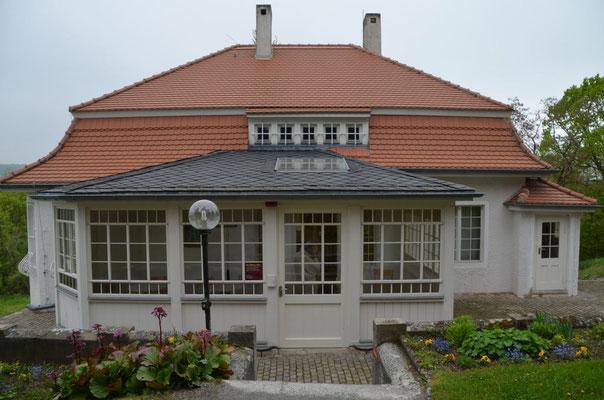 Max Klinger Haus im Naumburger Blütengrund