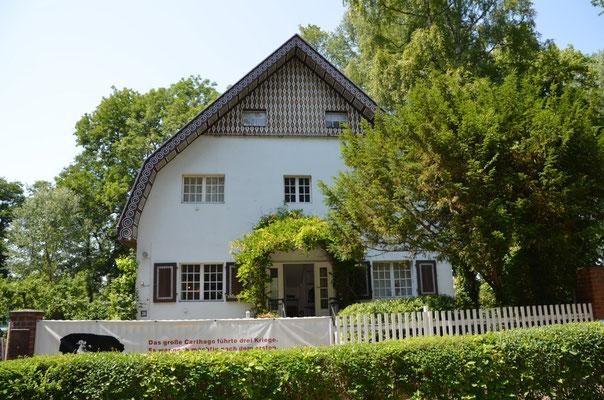 Brecht-Weigel-Haus in Buckow