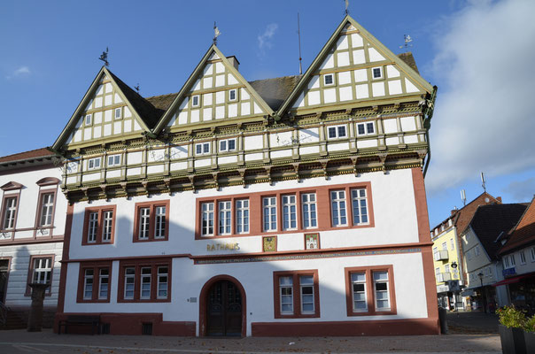 21 Rathaus in Blomberg