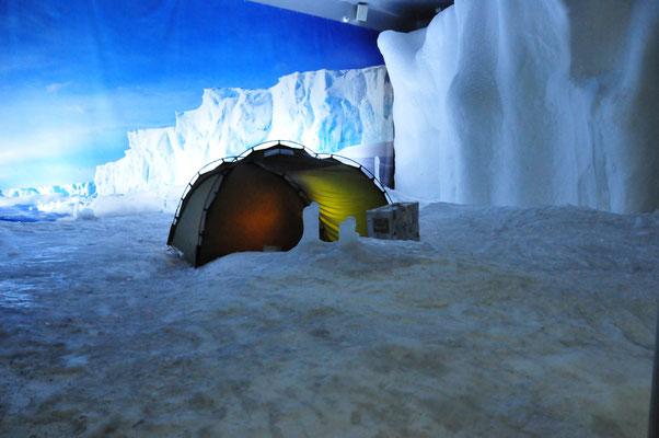 19 Antarktis im Klimahaus