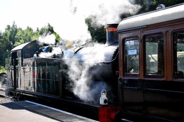 Embsay Bolton Abbey Railway