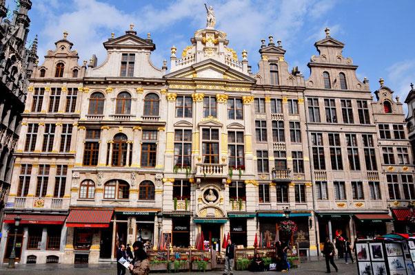 Gildehäuser am Großen Markt