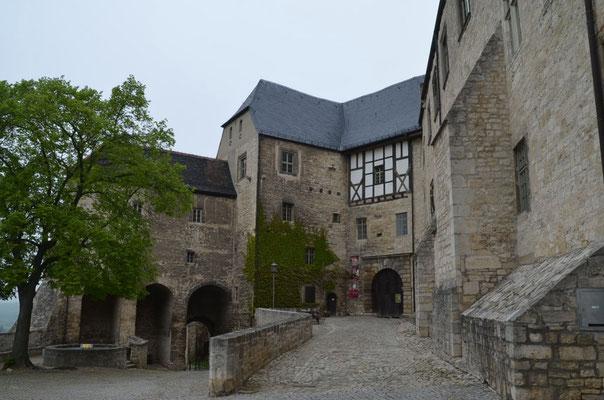 Schloss Neuenburg in Freyburg Unstrut