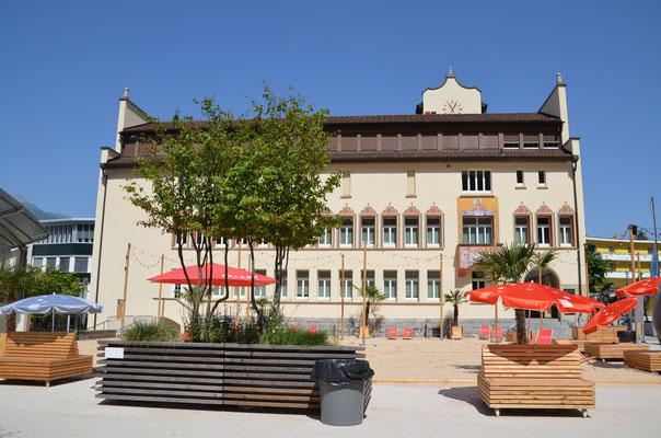 21 Vaduz Rathausplatz