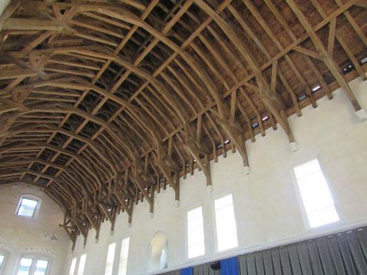 Stirling Castle - die grosse Halle