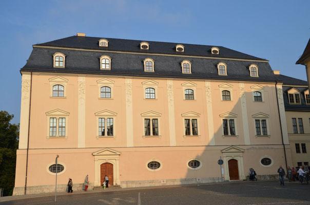 Weimar Anna Amalia Bibliothek