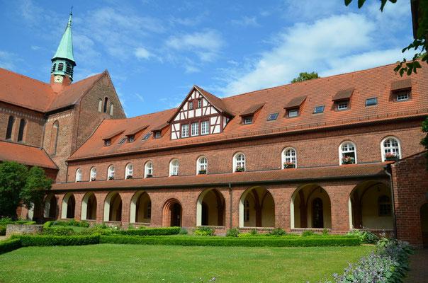 Kreuzgang Kloster Lehnin