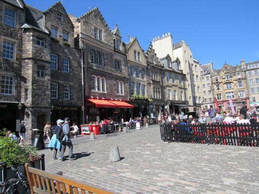 Edinburgh - Grasmarket