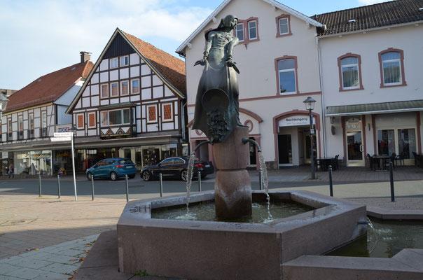 19 Adelheidsbrunnen in Blomberg