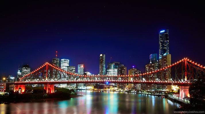 Brisbane at Night, part 2