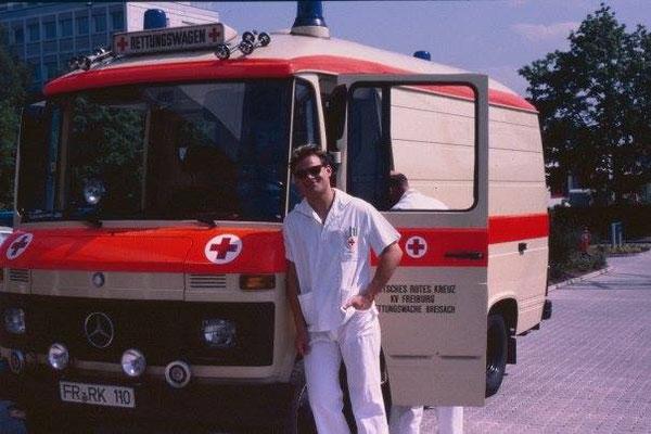 Rettungszivi Horst 1988