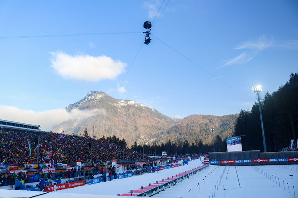 Biathlon World Cup Ruhpolding, 2018