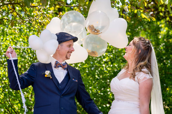 Brautpaar Bilder in Nottuln
